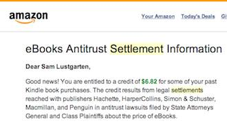 Amazon Class Action Lawsuit Settlement