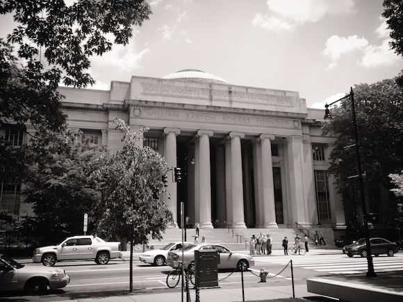 Photo: MIT is a land-grant university.