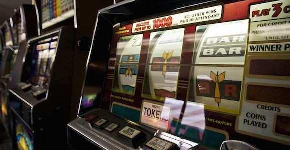 Slot Machine Photo Creative Commons Flickr