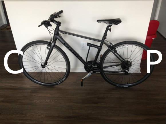 Food Co-Op Out of Bike Wheels