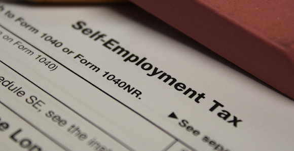 Self-Employment Taxes Photo