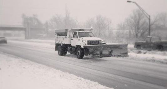 Winter in Iowa
