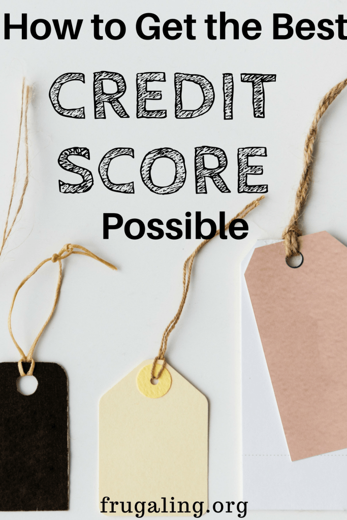 How to Get the Best Credit Score Possible. By understanding what affects your credit and how to improve your credit score, you'll be better prepared to repair your financial circumstances.