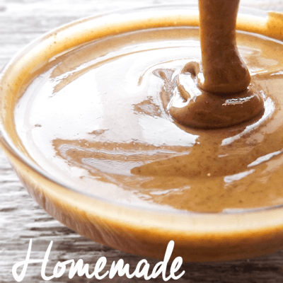 Frugal Experiment: Homemade Almond Butter