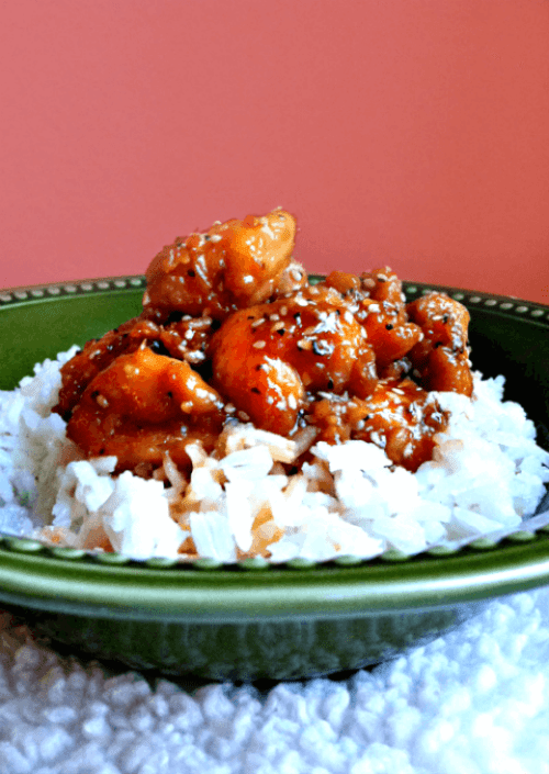 Frugality Gal - Honey Teriyaki Chicken