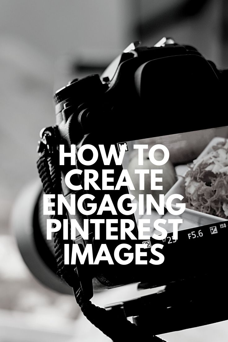 Create engaging pinterest images