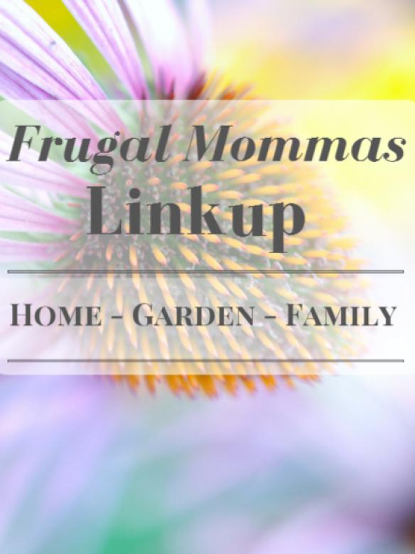 Frugal Mommas Link up 31