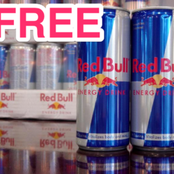 $15 Free Red Bull Settlement- No Proof Required