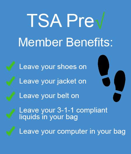 Southwest TSA Precheck