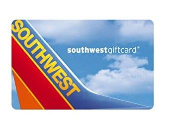Southwest egift card