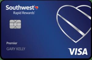 Southwest Rapid Rewards Premier Credit Card Artwork FrugalReality