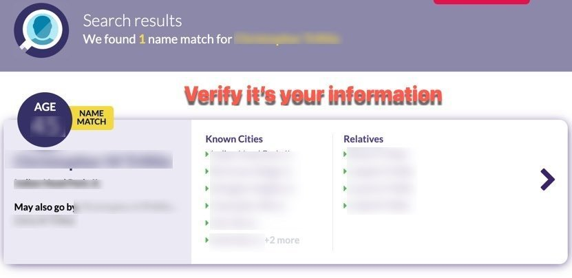 How to remove your name from Beenverified FrugalReality-5
