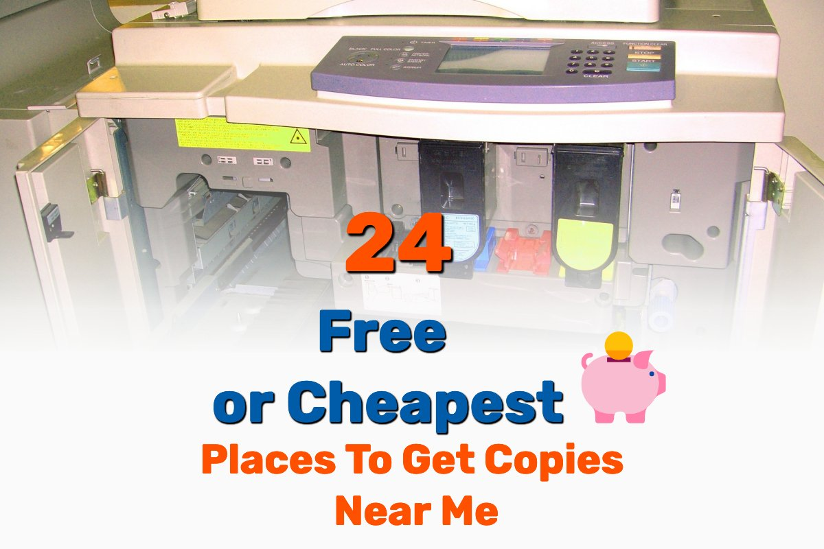 Free Cheapest Places Copies Near Me Frugal Reality