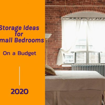 Storage Ideas for Small Bedrooms on a Budget - Frugal Reality