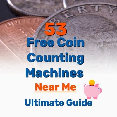 Free coin counting machine near me - Frugal Reality