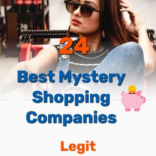 24 Best & Legit Mystery Shopping Companies (2020)