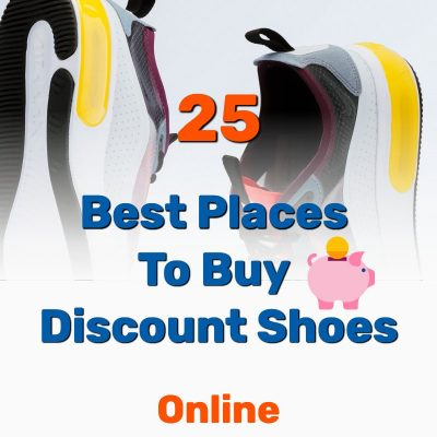 Best places buy discount shoes - Frugal Reality