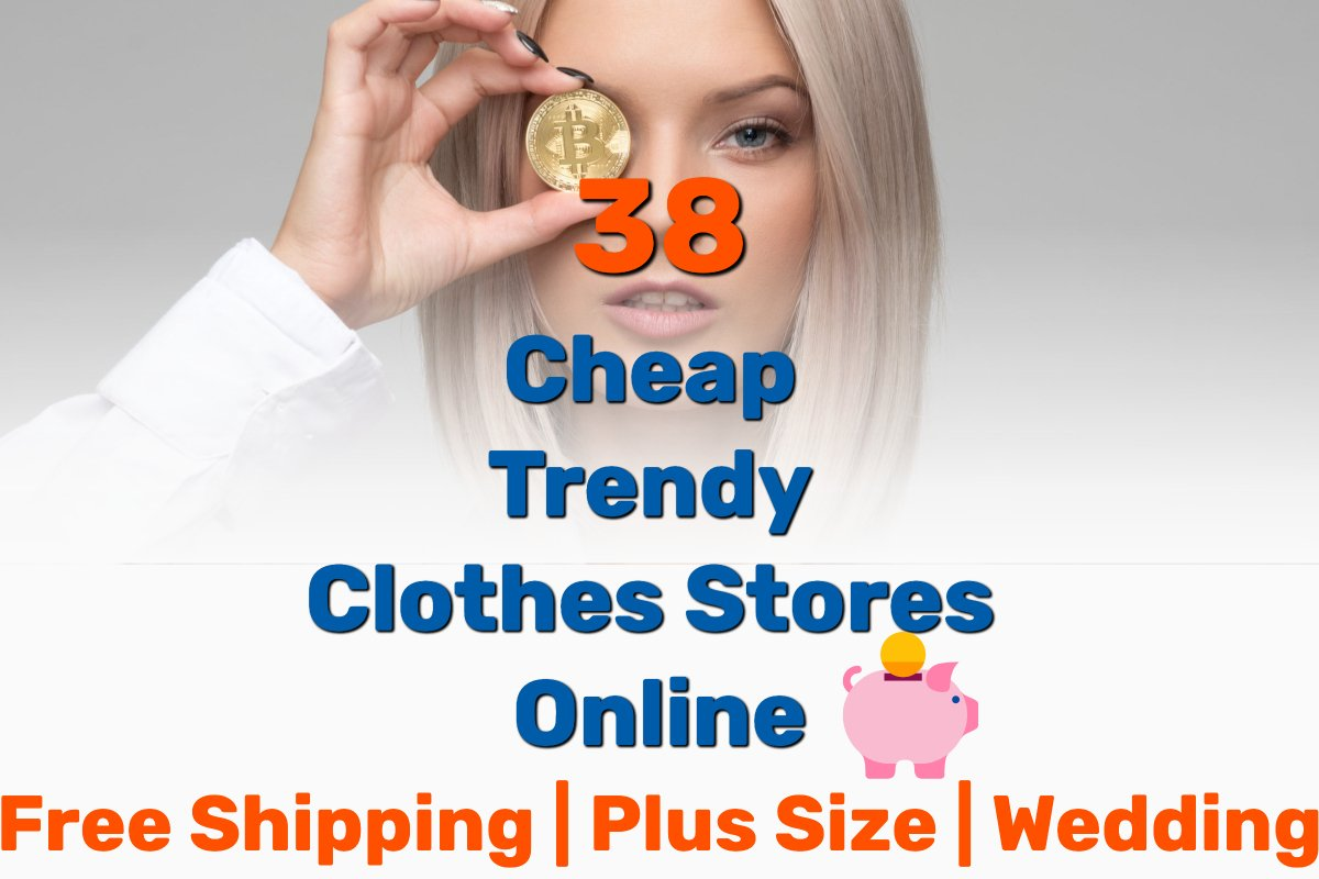 Cheap trendy clothes - Frugal Reality