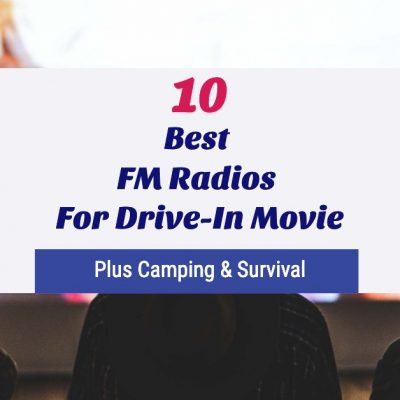 Best FM Radios Drive In Movie - Frugal Reality