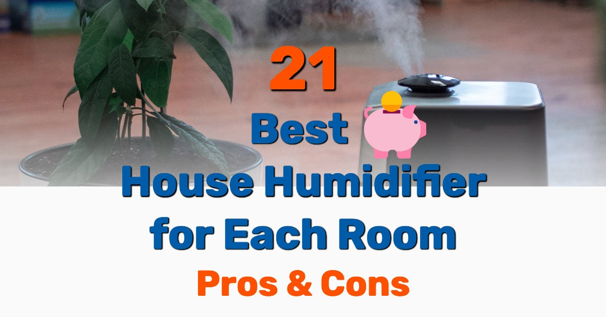 Best house humidifier - Frugal Reality