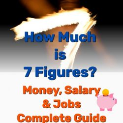 How Much Is 7 Figures? Money, Salary & Jobs Complete Guide