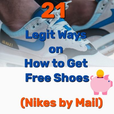 How to get free shoes - Frugal Reality