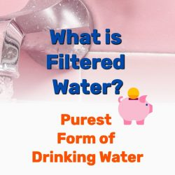 What is Filtered Water?  LEARN About The Purest Form of Drinking Water