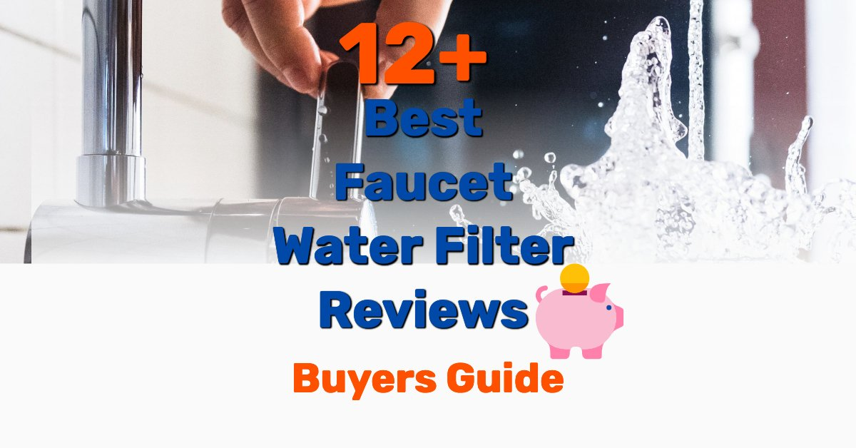 best faucet water filter - Frugal Reality