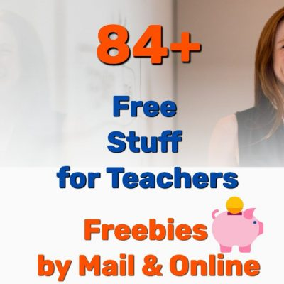Free stuff for teachers - Frugal Reality