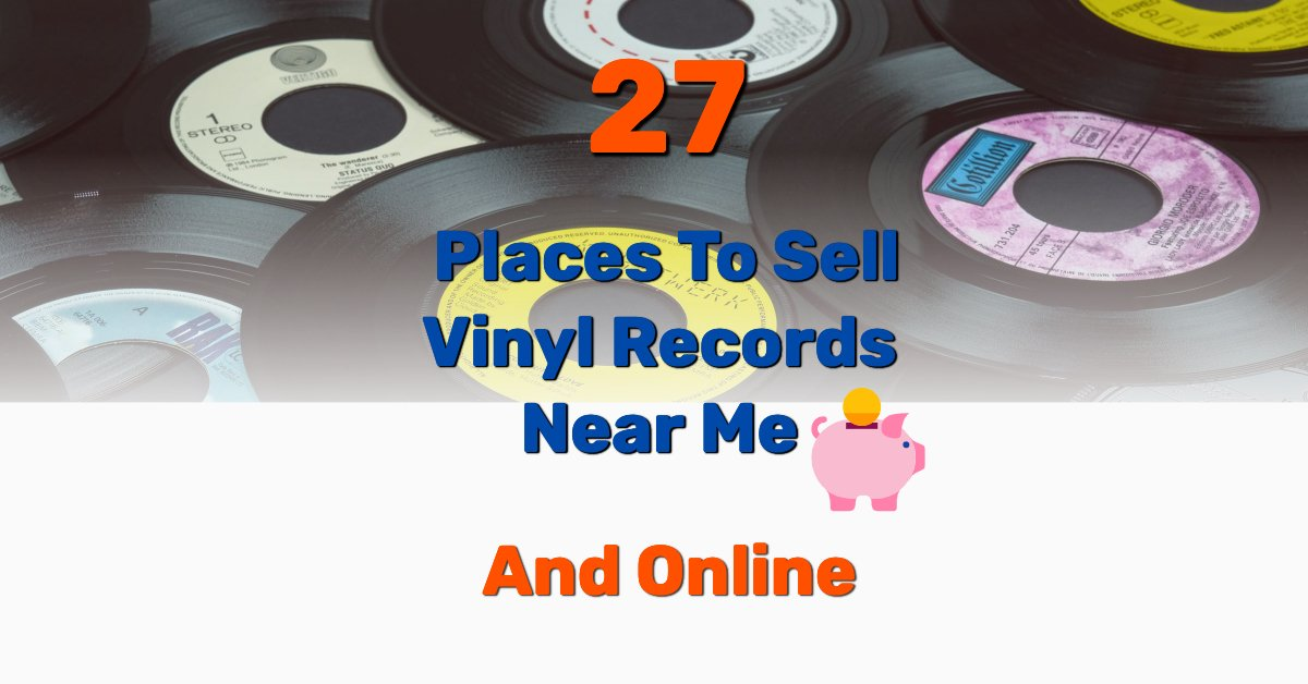 Sell vinyl records near me - Frugal Reality