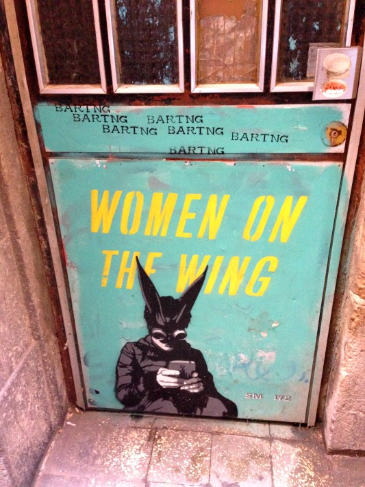 Women on the Wing