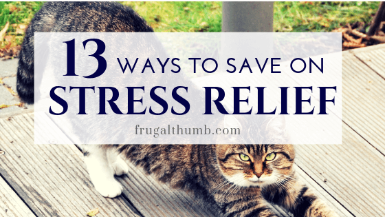 Ways to Save on Stress Relieving Activities