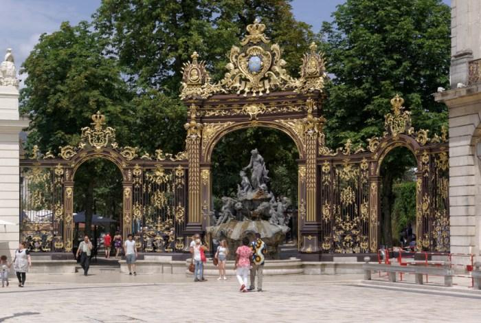 Place Stanislas - Retire in France