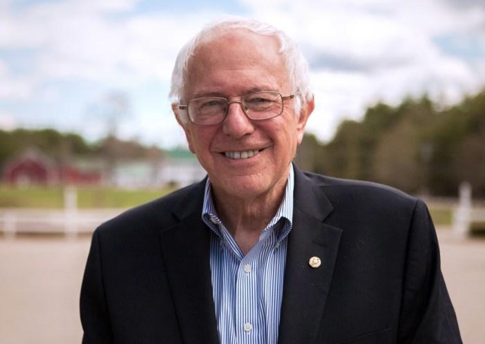 Bernie_Sanders_portrait_1 - Wall Street Bad Behavior