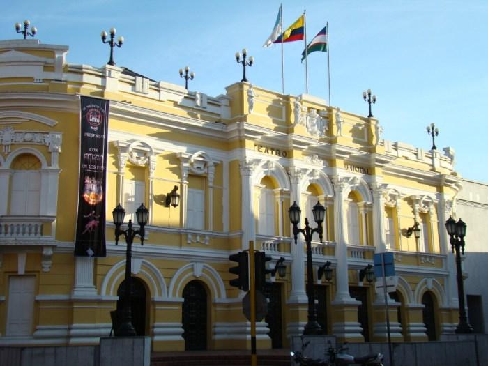 The Calí Municipal Theatre