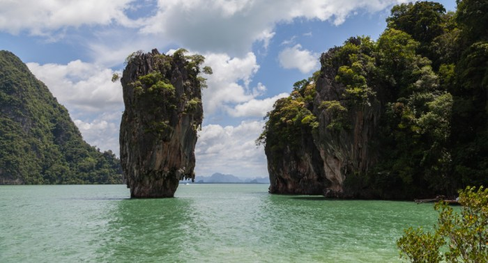 Isla Tapu, Phuket