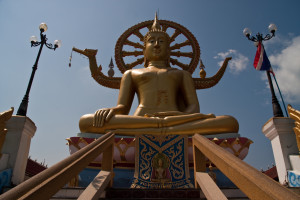 The Big Buddha, Koh Samui