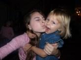 Kelsey and Maren
