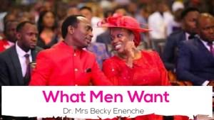 Understanding Men Becky Enenche