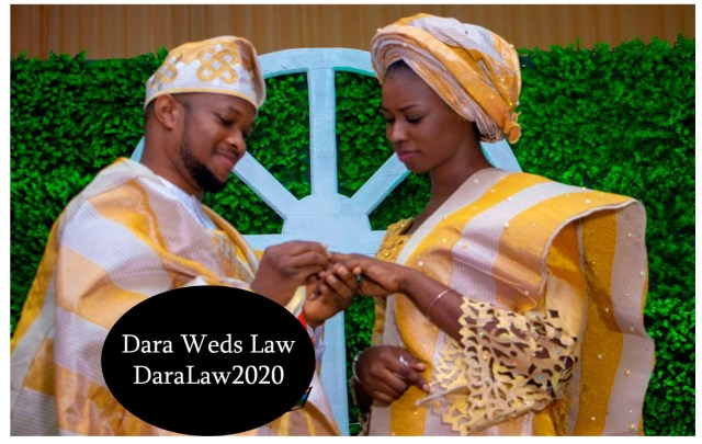 Lawrence Oyor traditional wedding pictures