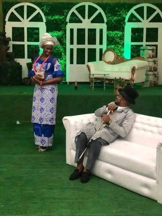 Lawrence Oyor traditional wedding with Darasimi Mike-Bamiloye