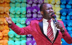 Apostle Johnson Suleman how demons penetrate people through ungodly music.