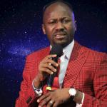 Apostle Johnson Suleman, senior pastor of Omega Fire Ministries