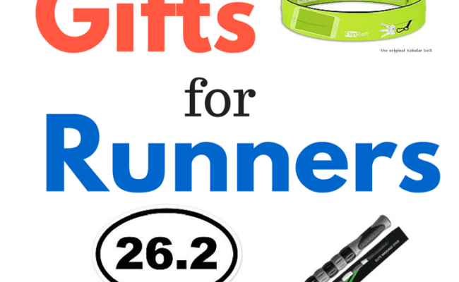 10 Great Gifts For Runners Fruition Fitness