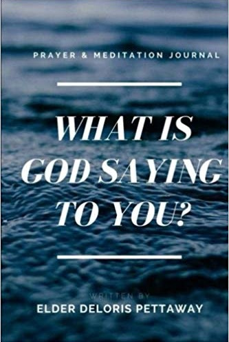 What is God saying to you