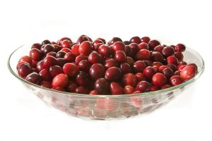Cranberries Fruit facts
