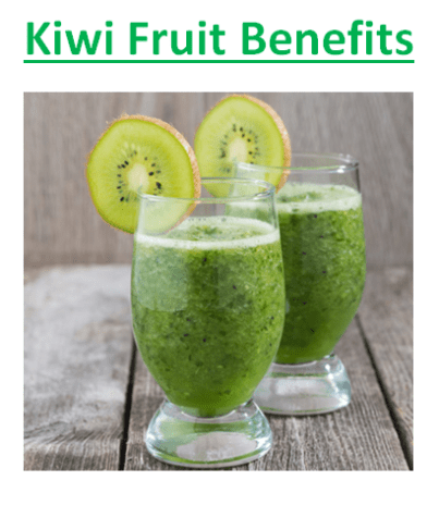 Kiwi Fruit Benefits