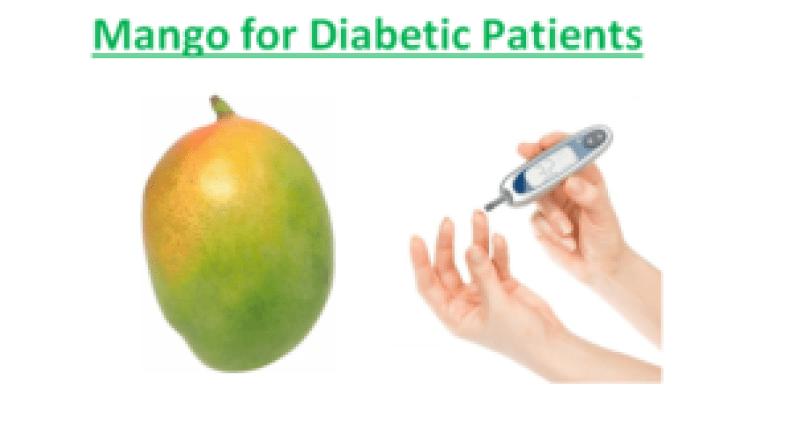 Mango for Diabetic Patients