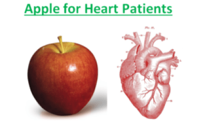 Apple for Heart Patients