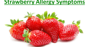 Strawberry Allergy Symptoms